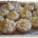 Morotscupcakes med Mandel