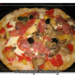 Pizza Napoletana Verace – Capricciosa