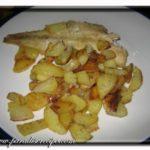 <!--:it-->Sogliola con le patate<!--:--><!--:se-->Panerad sjötunga med potatis<!--:-->