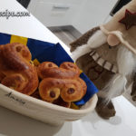 Lussebullar – dolcetti svedesi per Santa Lucia