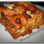 Lasagne – Fabio's version