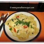 <!--:it-->Agnolotti di pesce al granchio<!--:--><!--:se-->Fyllda Agnolotti med fisk och krabbsås<!--:-->
